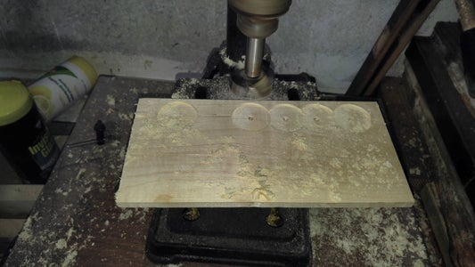 Making the Tray