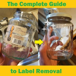 The Complete Guide to Label Removal