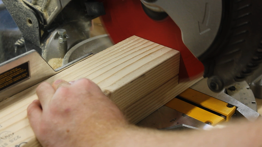 Cutting and Assembly the Side Braces