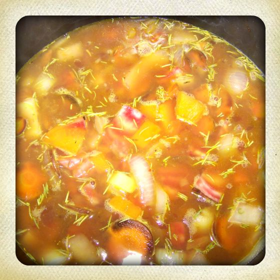 Picture of Winter Root Vegetable Soup