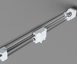 Linear Screw Rail
