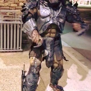 The Predator Costume