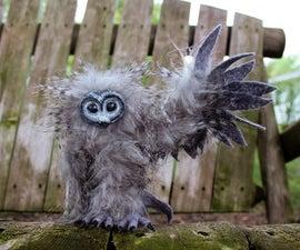 Hello, I'm an Owl!