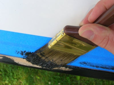 Painting the Table