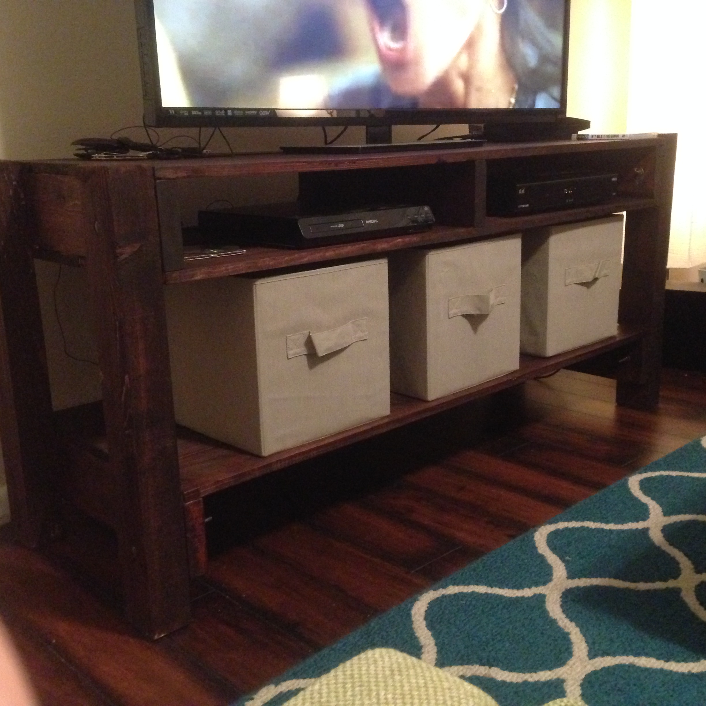 Picture of Entertainment Center for Under $70