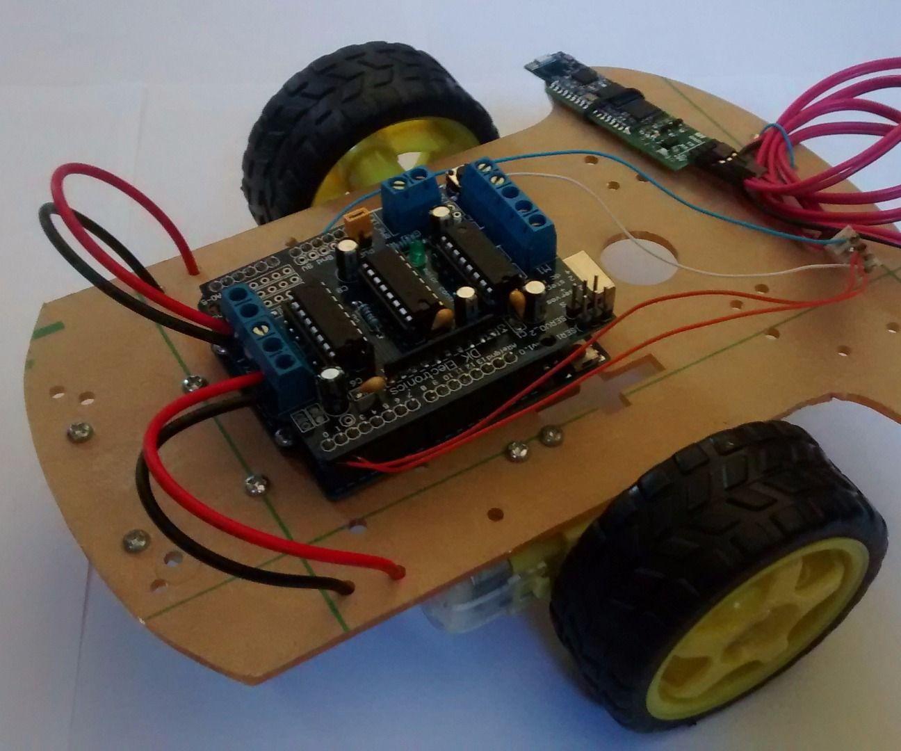 How to Control an Arduino Car Via Bluetooth (for Beginners