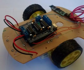 How to control an arduino car via Bluetooth (for beginners)