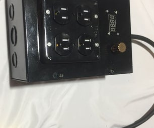 DMX Effect Controller