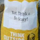 How to Make a Taco Bell Mild Sauce Packet Costume