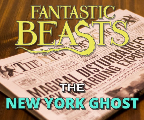 The New York Ghost