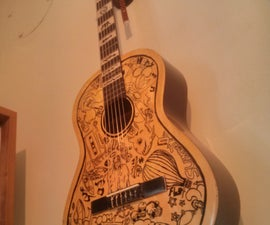 Guitar Paint Renovation