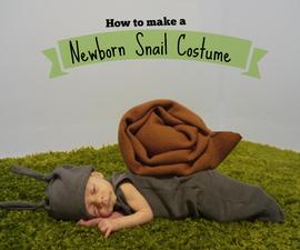 Newborn Snail Costume