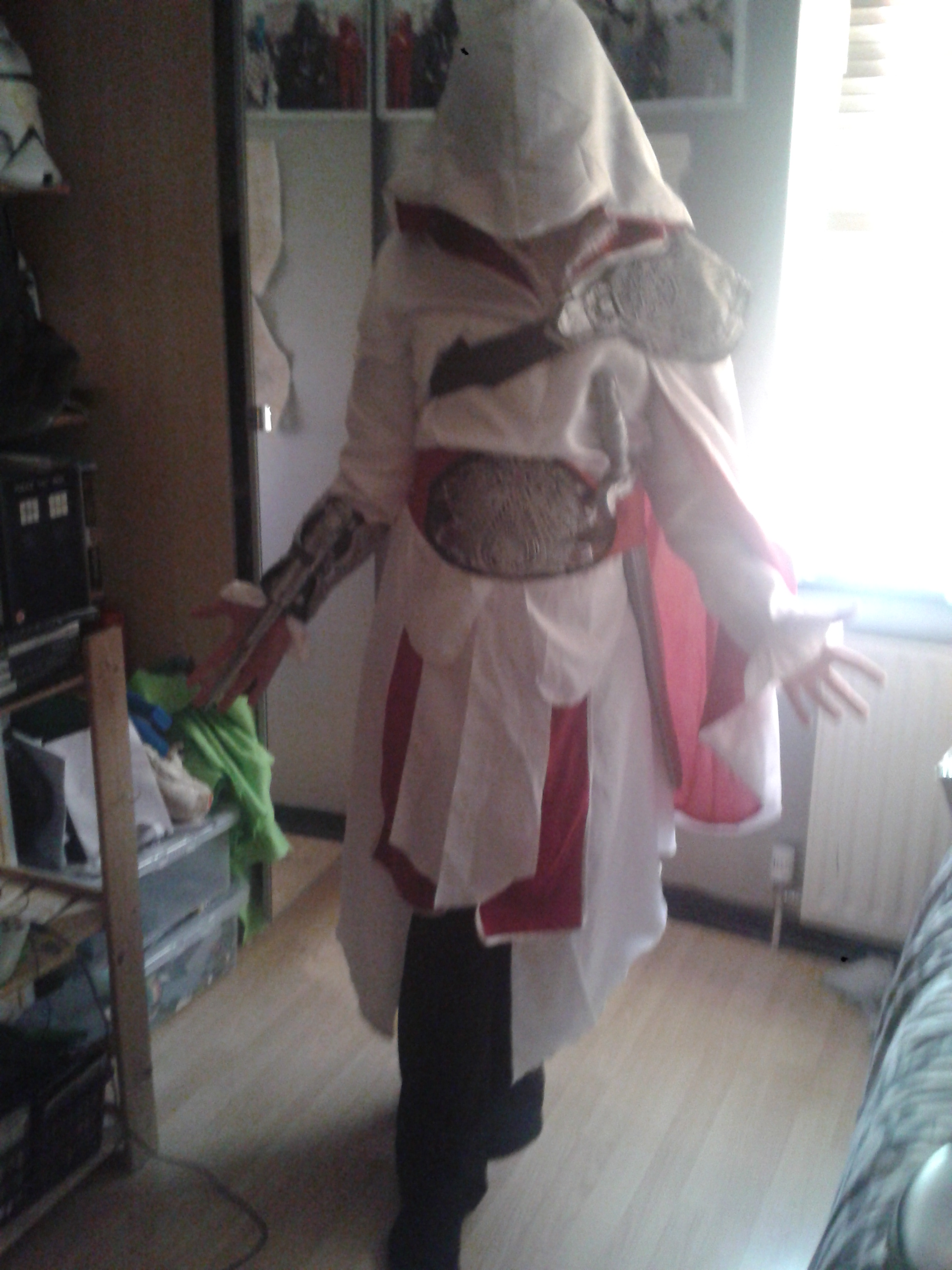 Picture of A Last Minute (sort of Cheap) Assassin's Creed Party Costume
