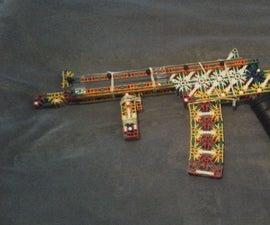 Knex Gun: MCR 45