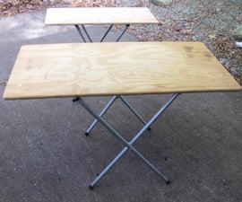 DIY Utility Tables