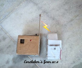 Caretaker's Gear v2.0 (more portable)