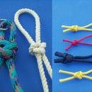 ABOK 781 - Two Strand Diamond Knot