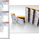 Parametric storage system