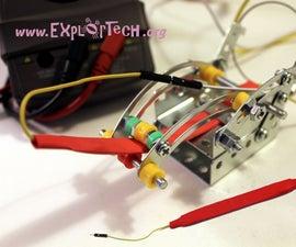 Educational Flex Sensor for Arduino or Raspberry Pi