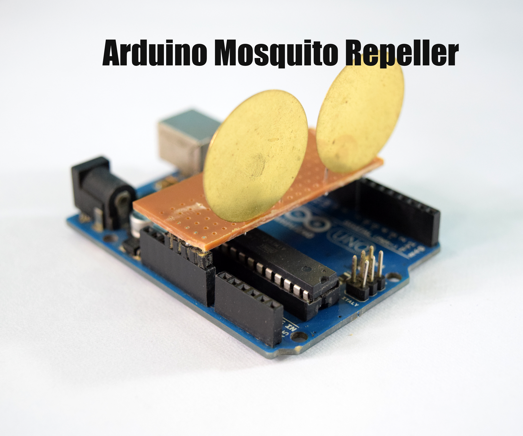 Arduino Mosquito Repeller 5 Steps With Pictures Dog Circuit You Can Find One On This Ultrasonic Repellent