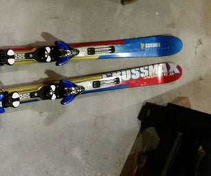 Light-Up Skis