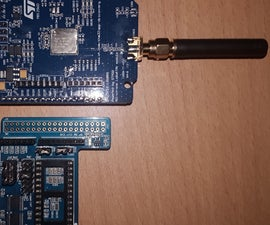 How to Connect Your First LoRa Device ( STM32L072CZ MCU )