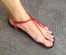 Vibram Huarache Running / Hiking Sandals