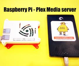 Raspberry Pi - Plex Media Server