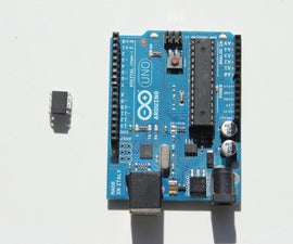 Honey, I Shrunk the Arduino: Moving from Arduino to ATtiny and writing your code in pure AVR-C