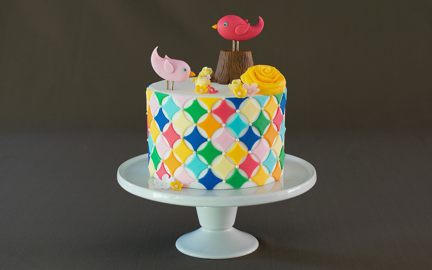 Picture of Cake Assembly