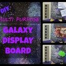 Galaxy Doodled Display Board !!