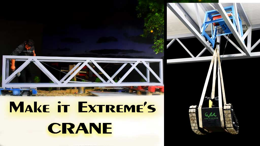 Picture of Make It Extreme's Crane