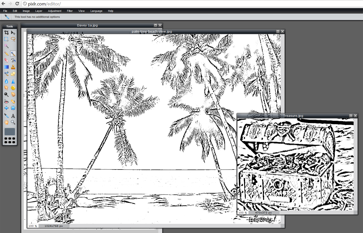 Picture of Turn Your Images Into Outlines