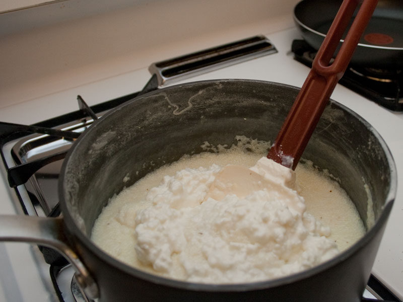 Picture of Step 1: Making the Cheese Grits