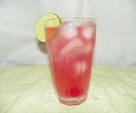 Diet Cherry Limeade