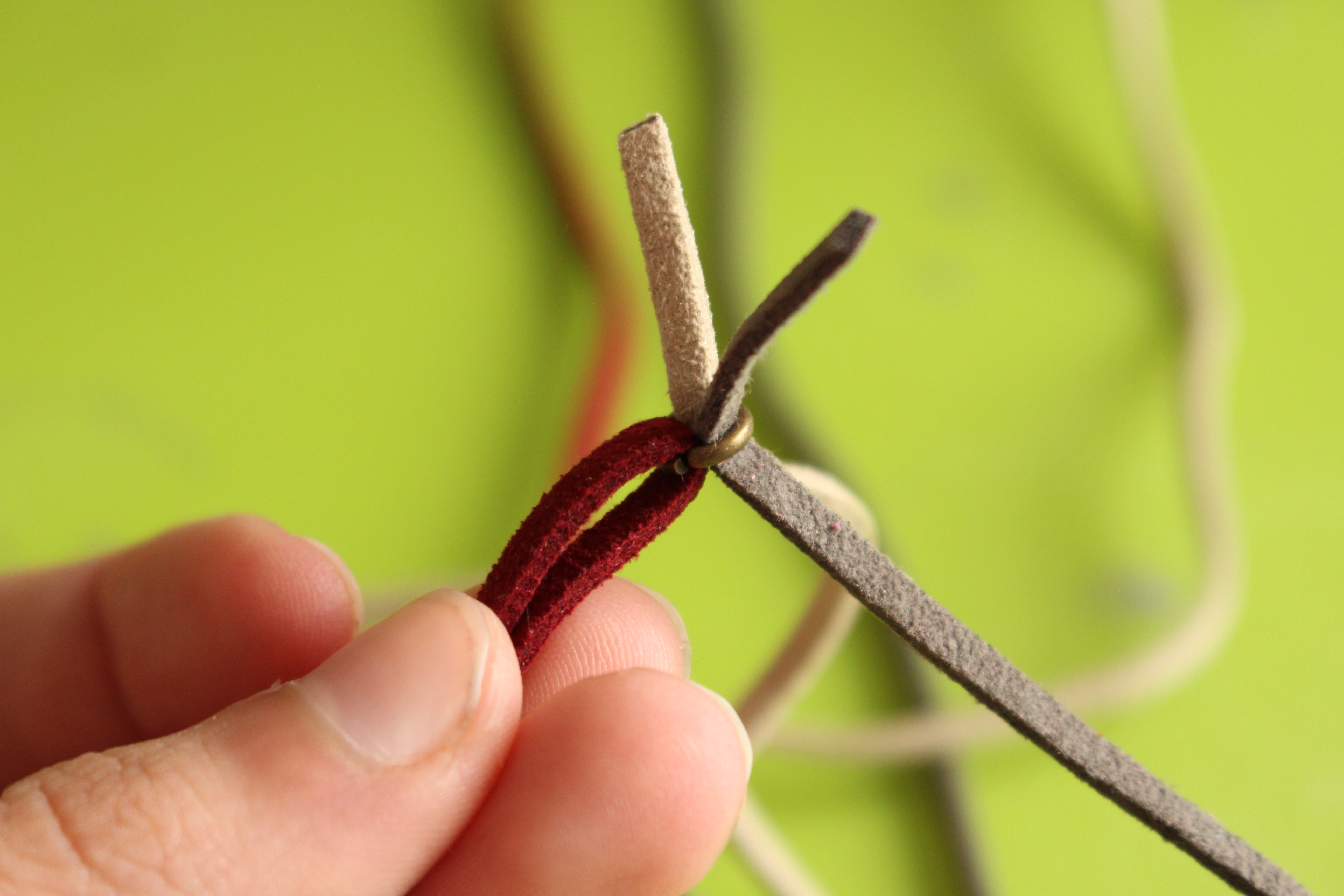Picture of Joining the Laces I