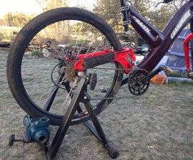 Portable Bicycle Water Pump