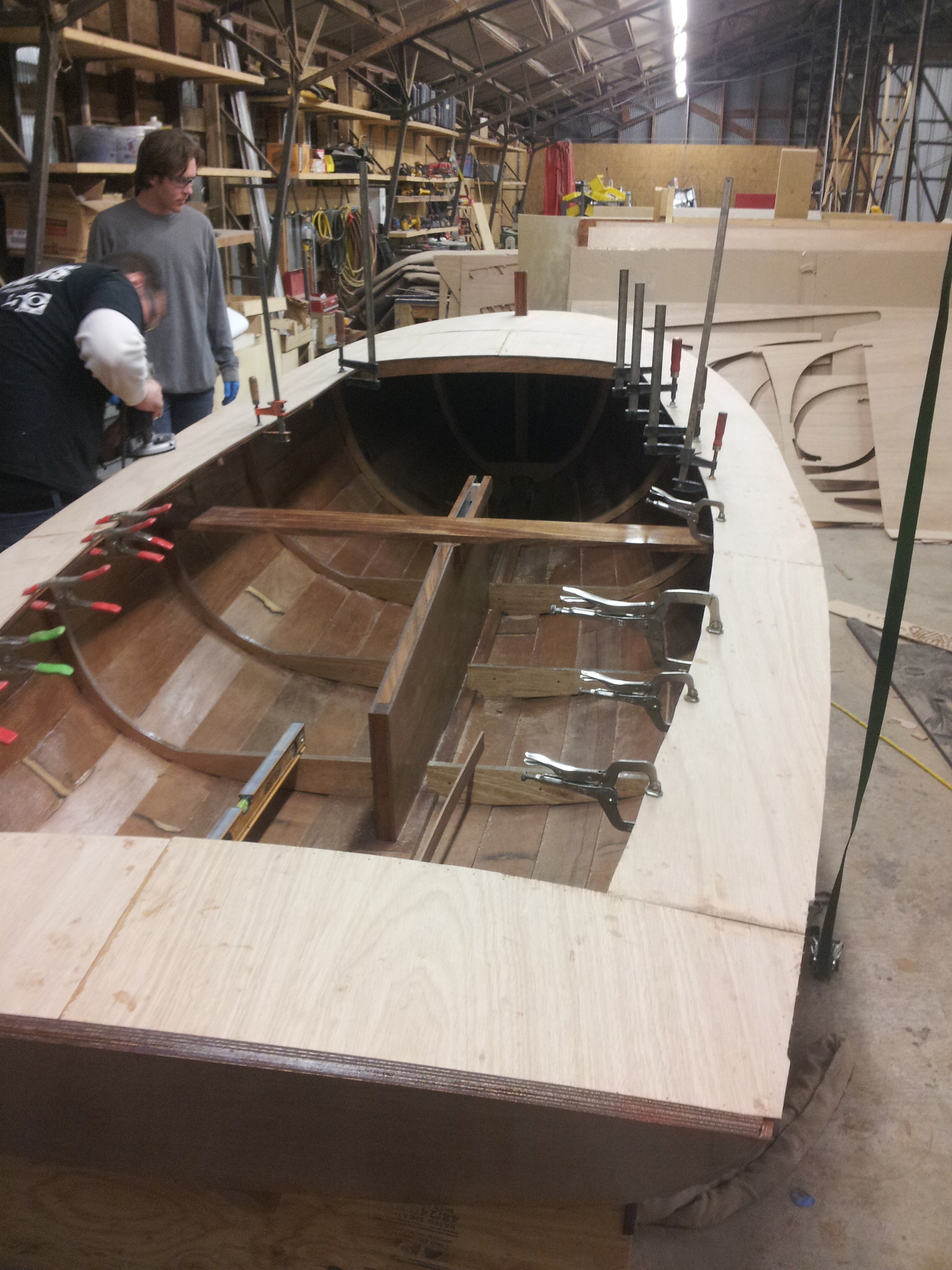 Picture of Deck Structure