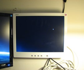 Hanging A Monitor On A Wall Revisited