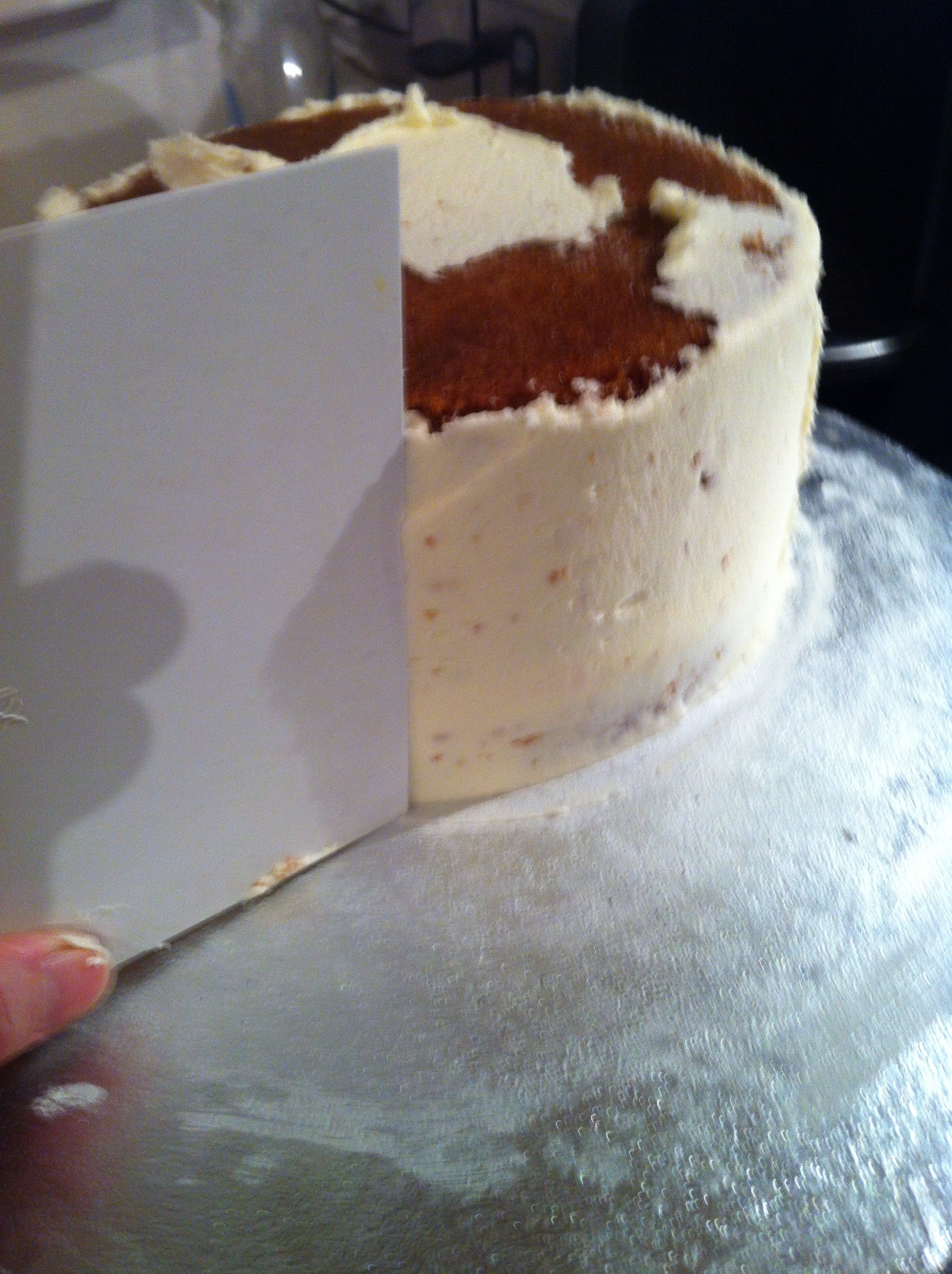 Picture of Cover in Buttercream