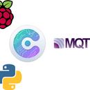 Cayenne, Python and MQTT Tutorials-1 - Digital Input