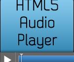 Create a HTML5 Audio Player