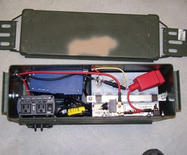Ammo Can Power Pack