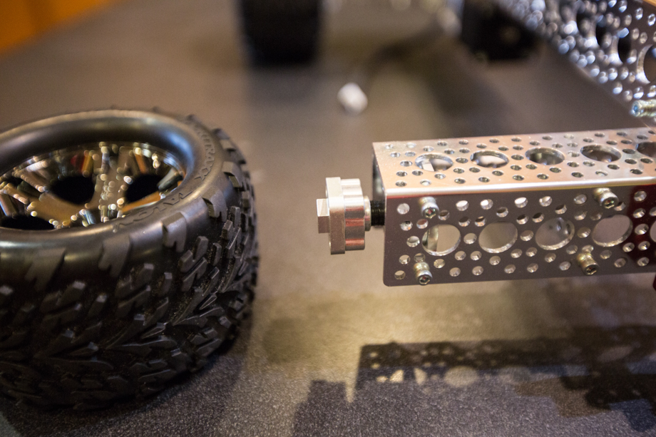 Picture of Wheels, Tires, Bearings