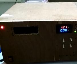 Diy Lab Power Supply
