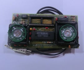 Retro Speakers MiniCasette