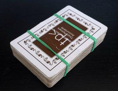 Secret Card Deck