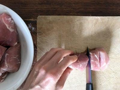 Cutting the Pork