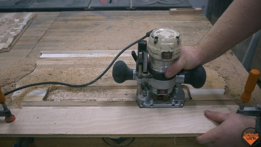 Adding French Cleat Pocket and Chamfer