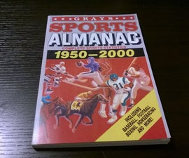 Sports Almanac - Back to the future